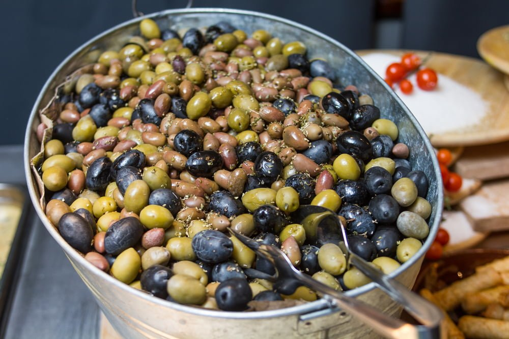 apsmilecare blog summer foods olives