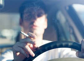 ap blog New ban on smoking with children in the car to improve oral health development