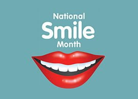 Another successful National smile Month