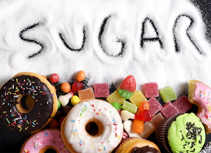 A little sugar: How much is your daily sugar intake?