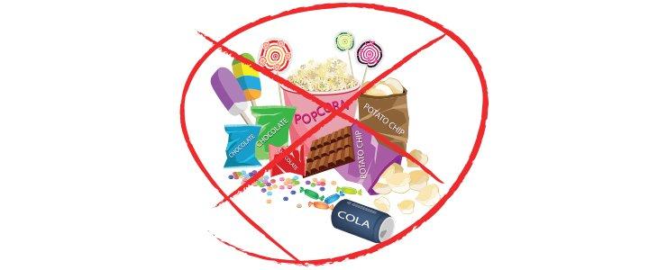 Giving up sugar for better dental health