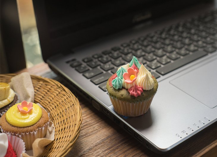 Sweet Places To Work: The UK's Office Cake Culture