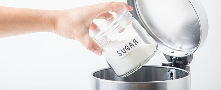 binning sugar