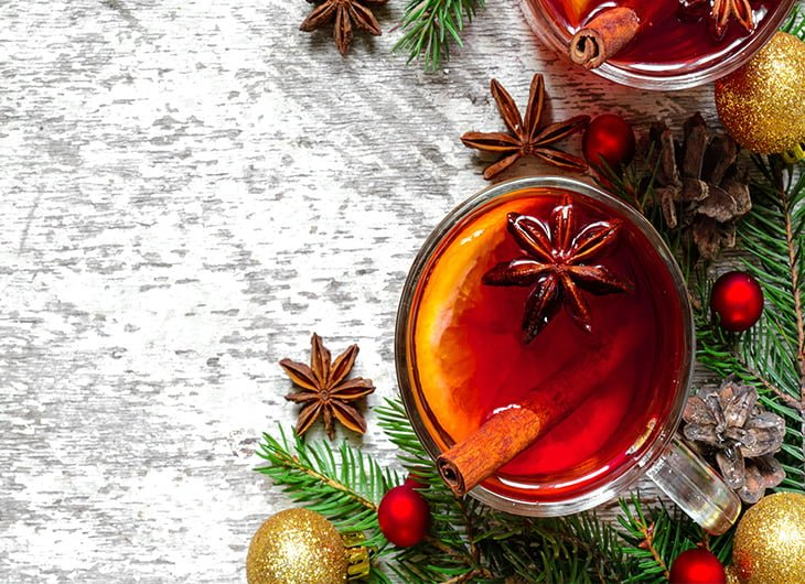 do christmas tipples affect your teeth feature image