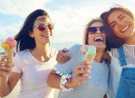 ice cream teeth