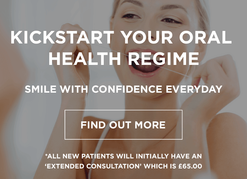 Kickstart your oral health regime