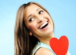 ap smilecare smiling lady