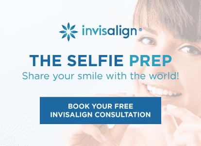 The Selfie Prep. Share your smile with the world!