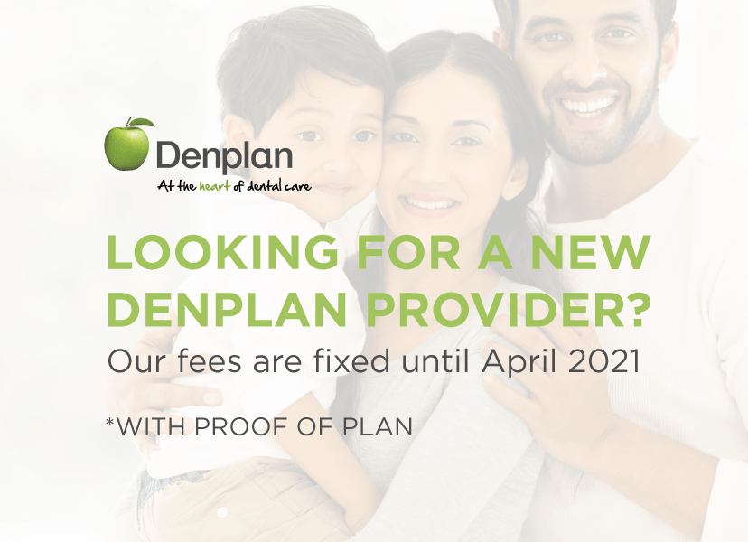 Denplan Dental Plan