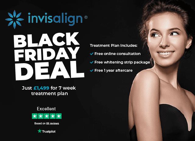 Invisalign Black Friday Deal