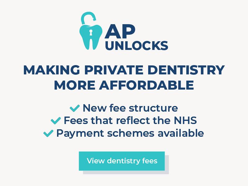 AP Unlocks Private Dentistry
