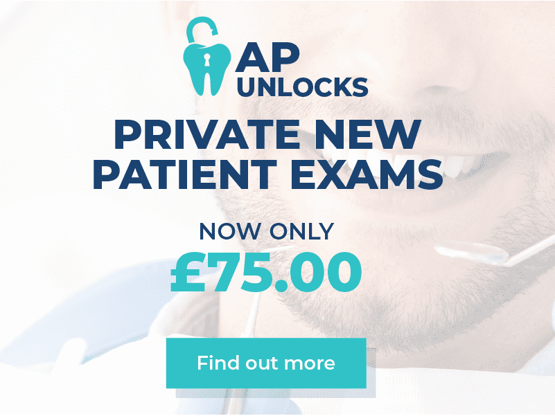 AP Unlocked - Private New Patient Exams